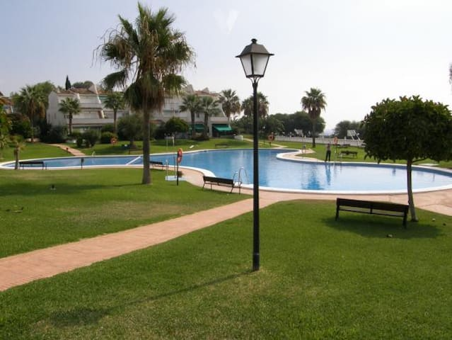 Lunamar Marbella 3 dormitorios