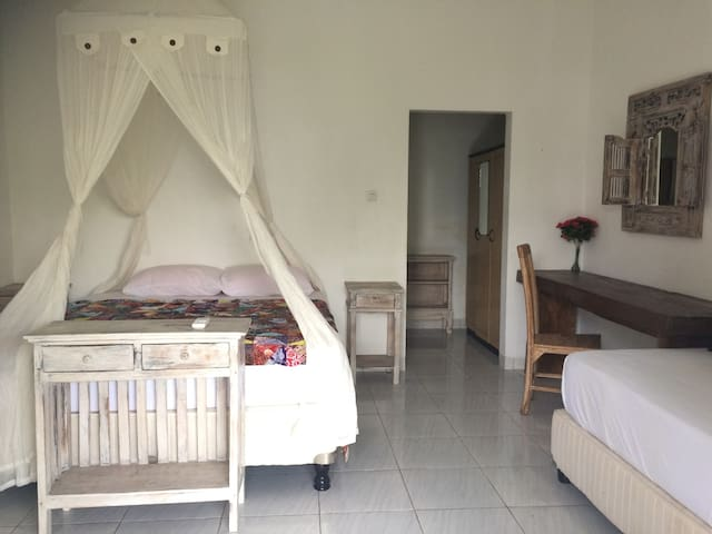 Bali Segara Lestari, Villas at the Sea Hibis/Frang