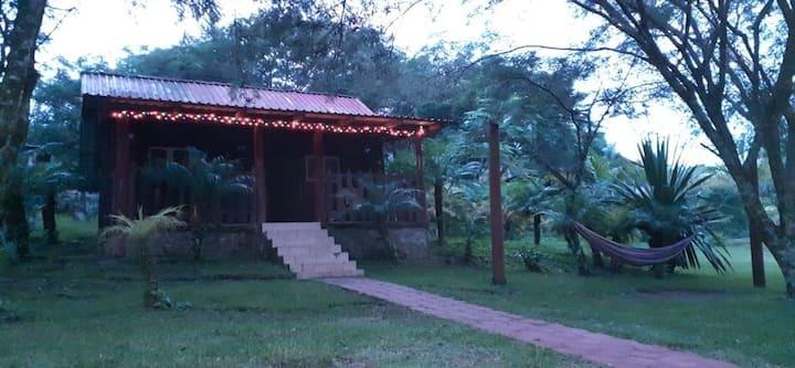 Cabaña2  1recamara (2-4 pers) muy cerca de Orizaba