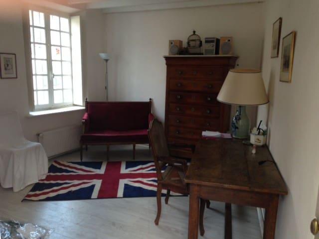 Chambre indépendante - Béhoust - Huis
