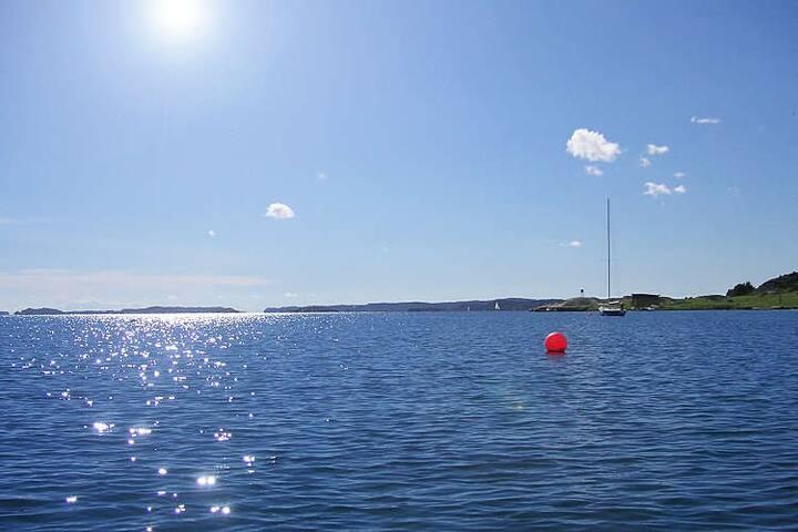 Stor, havsnära villa nära Göteborg - Sävelycke - Haus