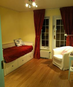 Nice room in Stockholm for students - Djursholm