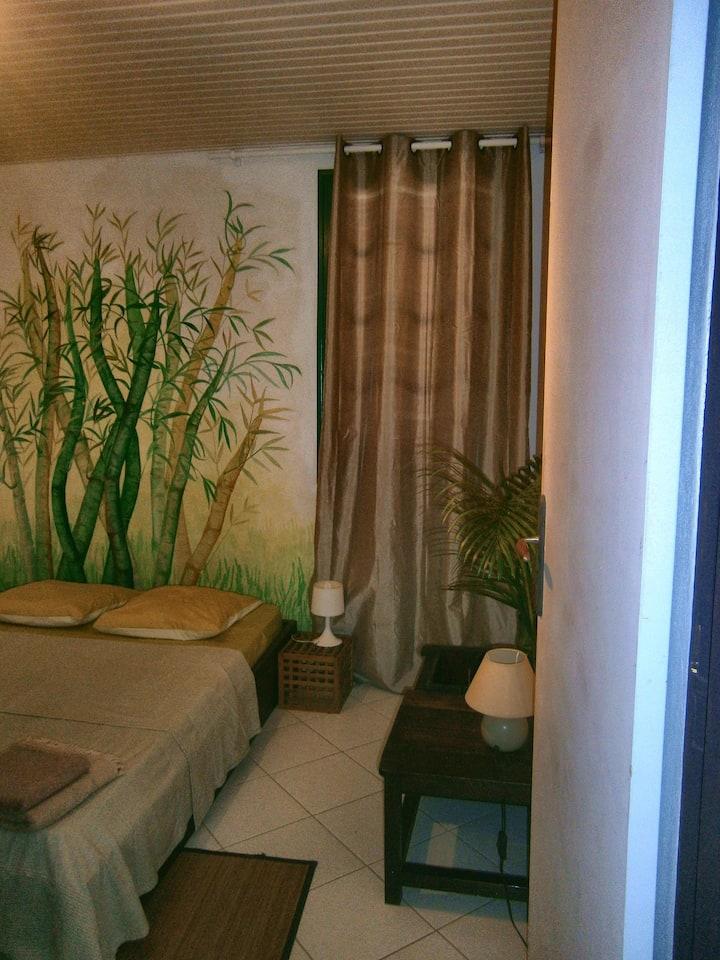 J'ai fait un rêve -Chambre Bambou