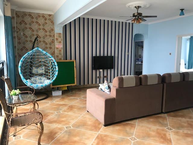 银滩旅游度假区/高层海景三房整套出租2-3106