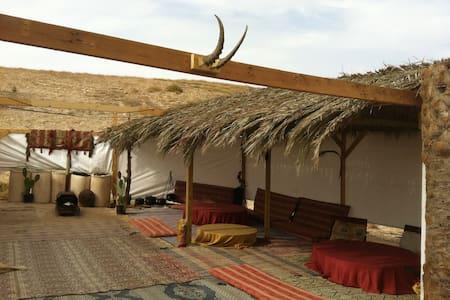 Desert Camping - shepherds tent - Kfar Adumim - Tält