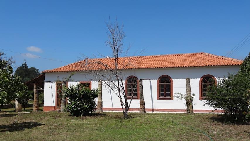 Casa do Celeiro  Dr Eduardo Santhiago, suite Avós
