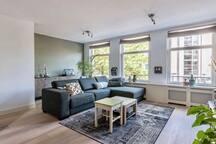 Large apartment close to city centre