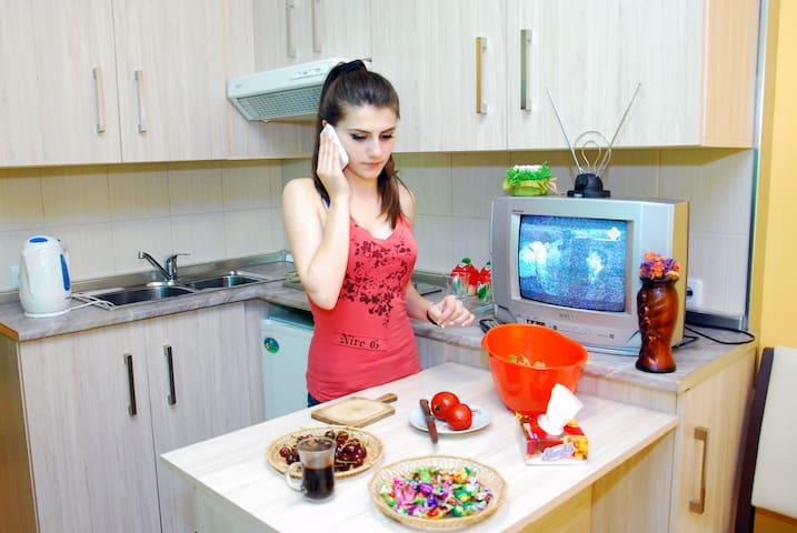 Armenia Hostel complete+affordable - Yerevan - Bed & Breakfast