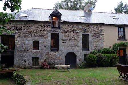 Maison de charme en Bretagne  - Médréac