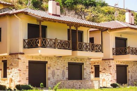 Δωρίς Sea Villa - Nea Roda - Haus