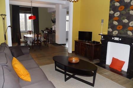 Superb renovated family house - Nassogne - บ้าน