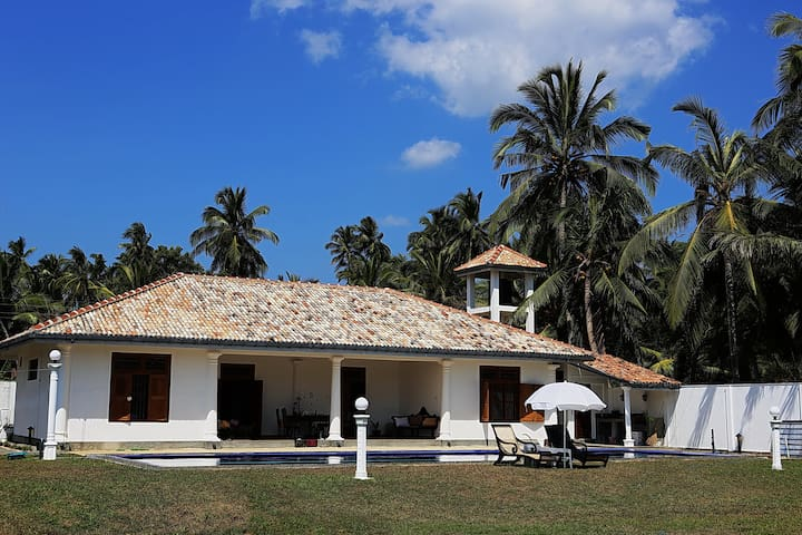 COLONIAL HOUSE in Sri Lanka.TALALLA BAY - Талалла, Шри-Ланка  (Talalla, Sri Lanka) - 一軒家