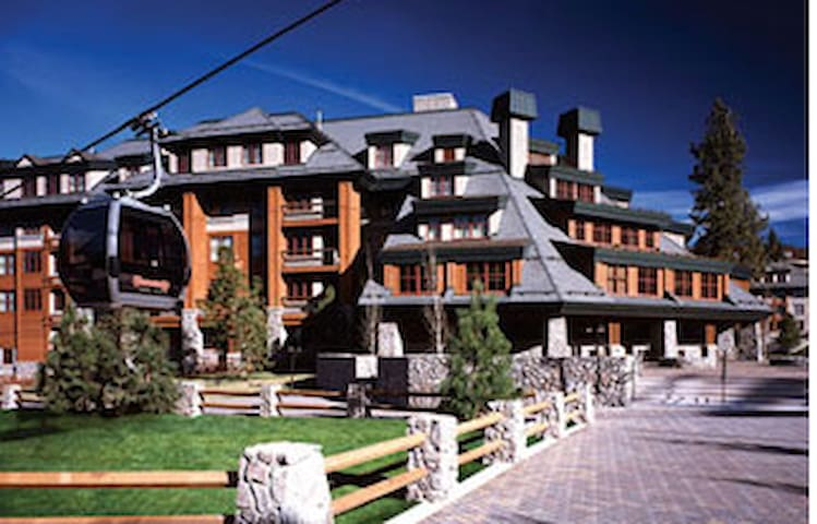Ski Villa-Marriott's Timber Lodge - South Lake Tahoe - Villa