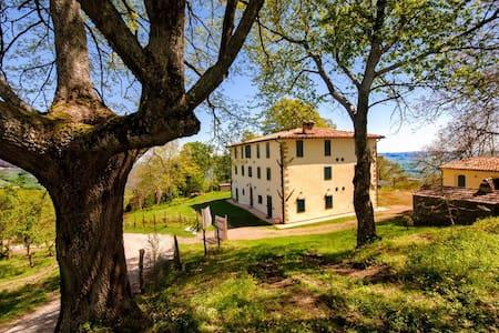 Il Roccone, casale in Toscana - Piancastagnaio