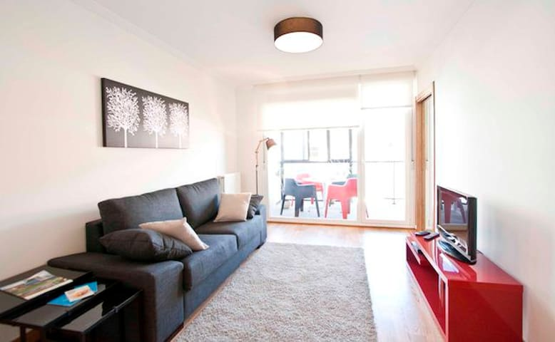 Orio-Donostia: The Arraun Apartment - Orio - Apartamento