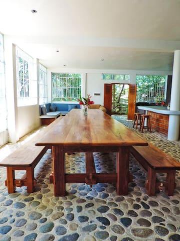 Rustic Luxury Amazonian Ecolodge - Tarapoto - Pensió