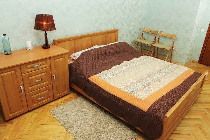 Двухкомнатная квартира центр Минска - Minsk - Lejlighed