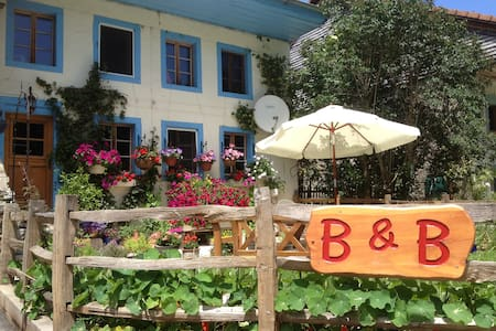 B&B on a  Swiss farm Gruyère area - montbovon - 住宿加早餐