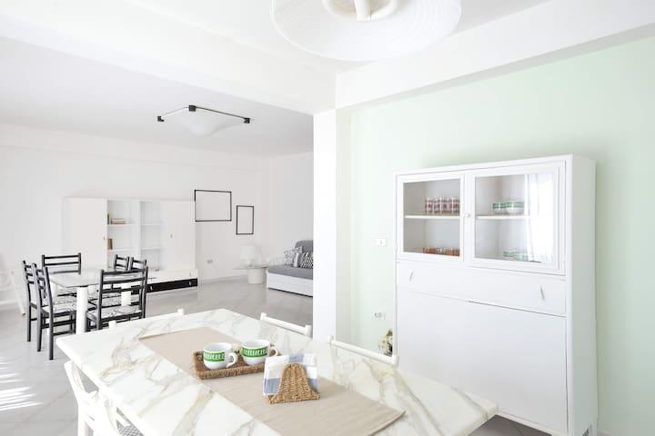 Villa Andromeda alla Scala Turchi - Realmonte Agrigento - Apartment