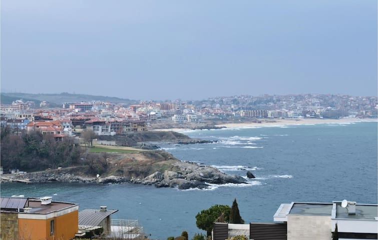 Holiday apartment with 1 bedroom on 80m² in Sozopol
