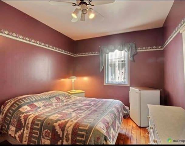 Chambre à louer à Bécancour