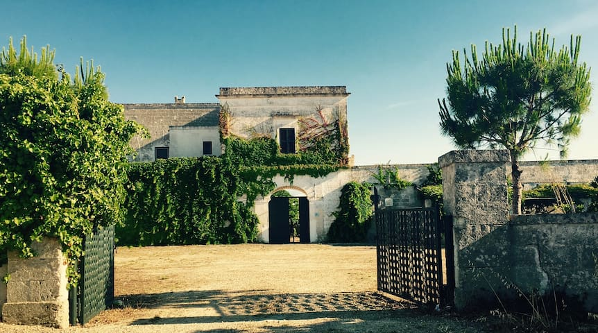 Charming Masseria in trendy Salento