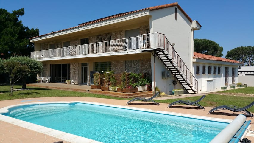 CRISTAU Bed & Breakfast near Collioure