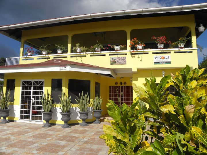 Beautiful Tobago - DASH Villa...