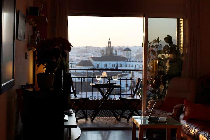 Balcón Luz/DoubleRoom/The best views VFT/C0/00073