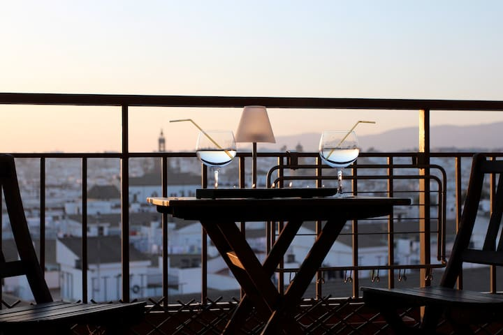 Balcon Luz. Singles. The best views. VFT/CO/00073 - Córdoba - Bed & Breakfast