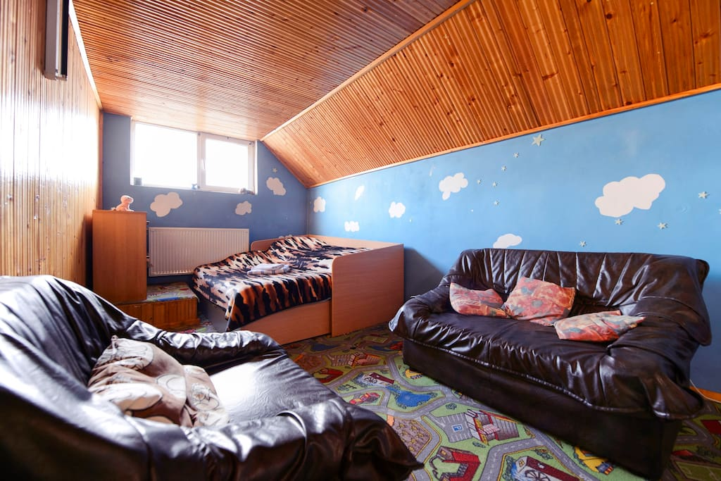 THE cozy & cute BLUE bedroom
