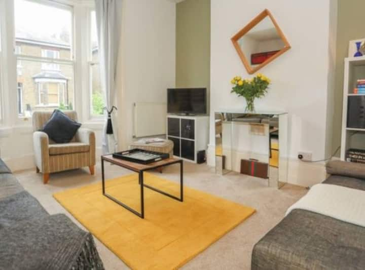 Lovely Victorian conversion flat in Greenwich