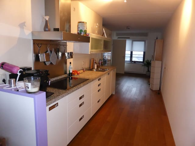 The Perfect Choice (1P + FP + wifi) - The Hague - Apartment