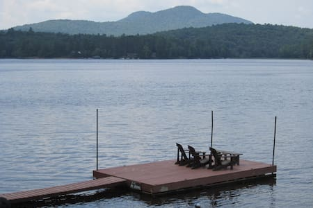 Lake House-Long Lake, Adirondacks  - Long Lake - Casa
