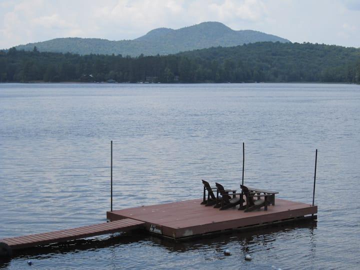 Lake House-Long Lake, Adirondacks