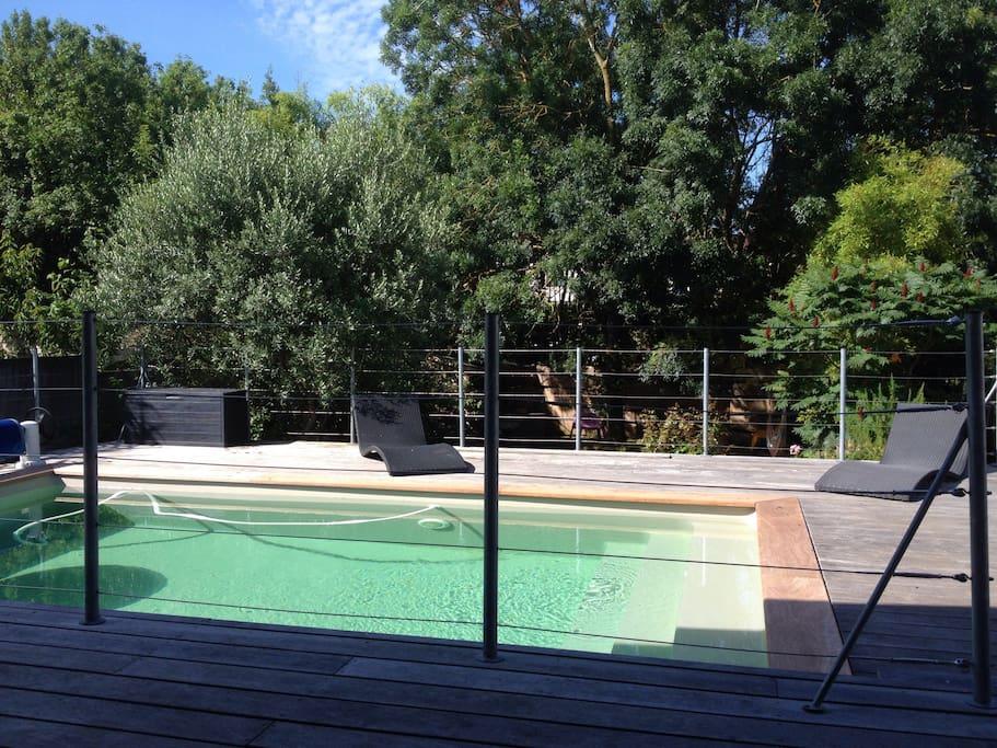 Maison centre ville avec piscine maisons louer la for Achat maison la rochelle centre ville