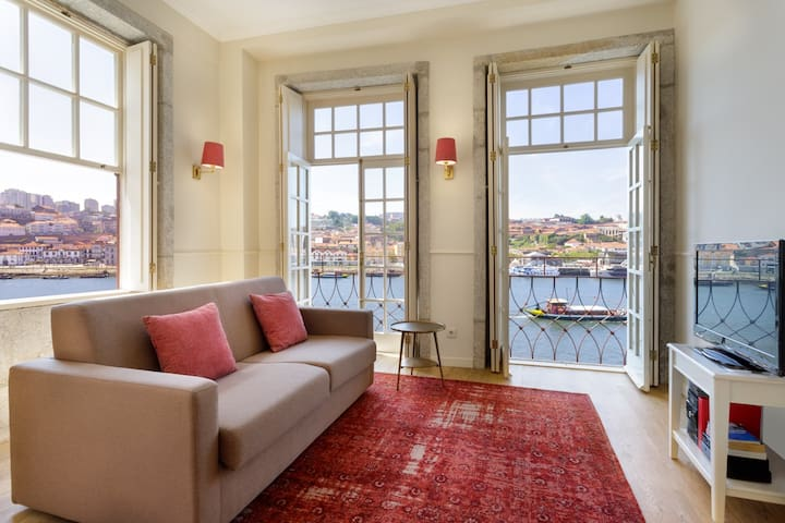 Red Oporto Home -Ribeira-River View