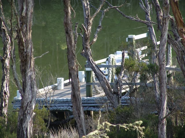 Lakehouse at Blackwood Arm - Lakes Entrance - Casa
