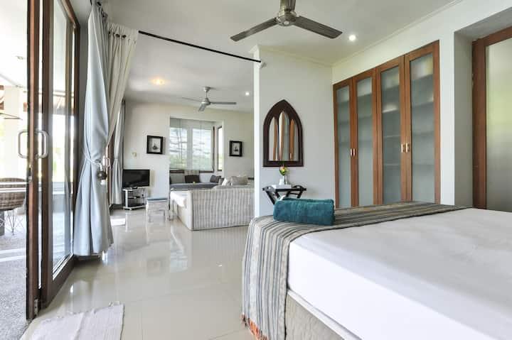 Oceanfront Suite @ Aquaria Eco resort Bali