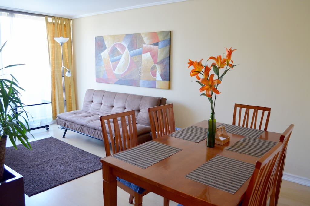 Living comedor (Living and Dining Room)