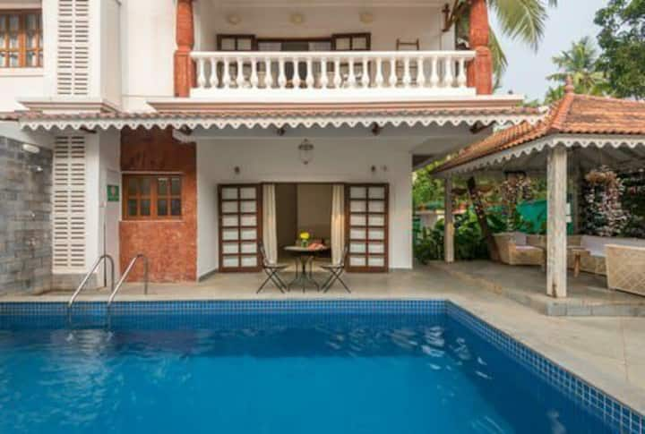White Moon WORKCATION private pool|free WIFI|cook
