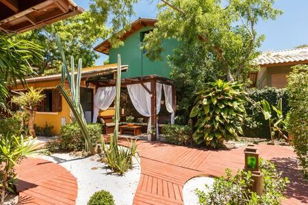 Independent suite in the Garden.  - Casa
