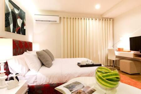 Entire studio Apt,Wifi,Pool,NanaBTS - Bangkok