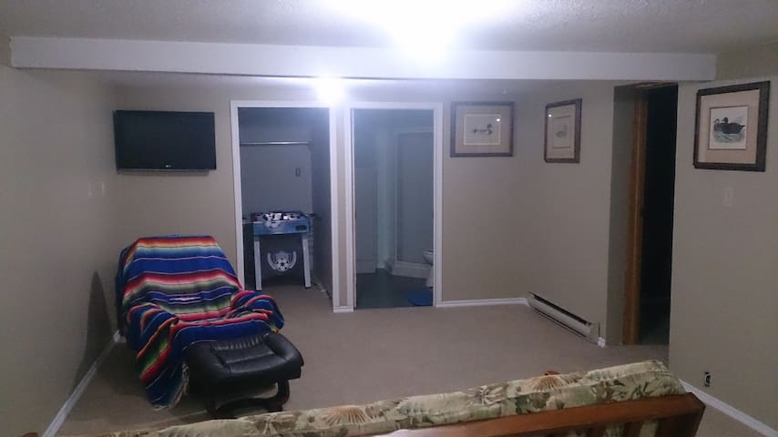 Glade basement apartment