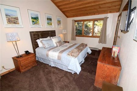 Mountainback #56,  2 Bedroom + Loft - Mammoth Lakes - Loft