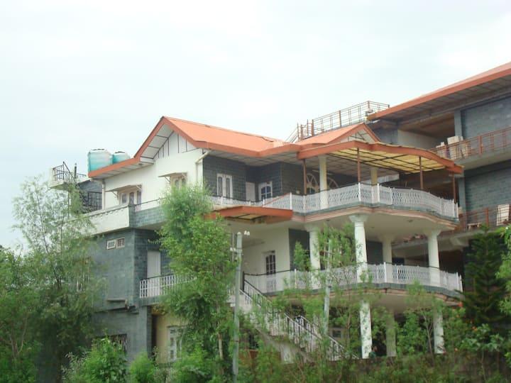 Dharamsala Paradise 3 BHK apartment