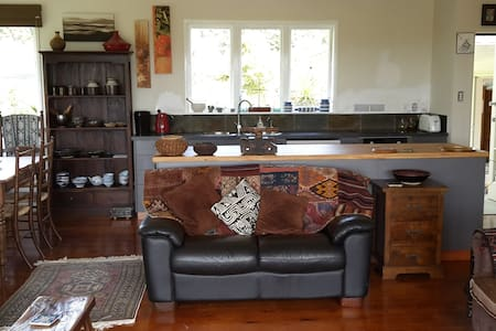 Attractive sunny lifestyle property in the country - Kamo