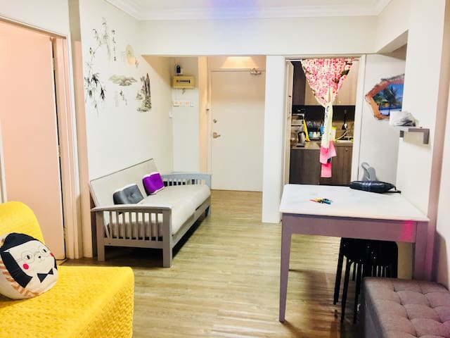 Garden City Condo/2rooms/WiFi/Town/Jonker Street
