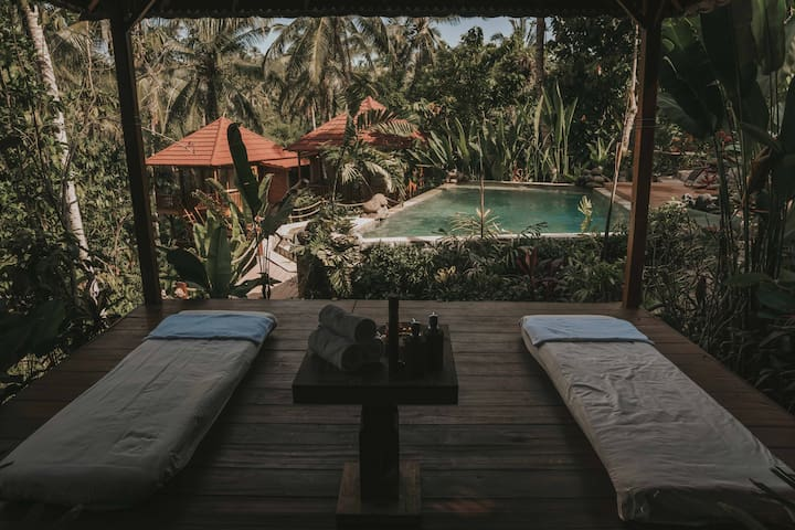 Best Eco Resort for group or family