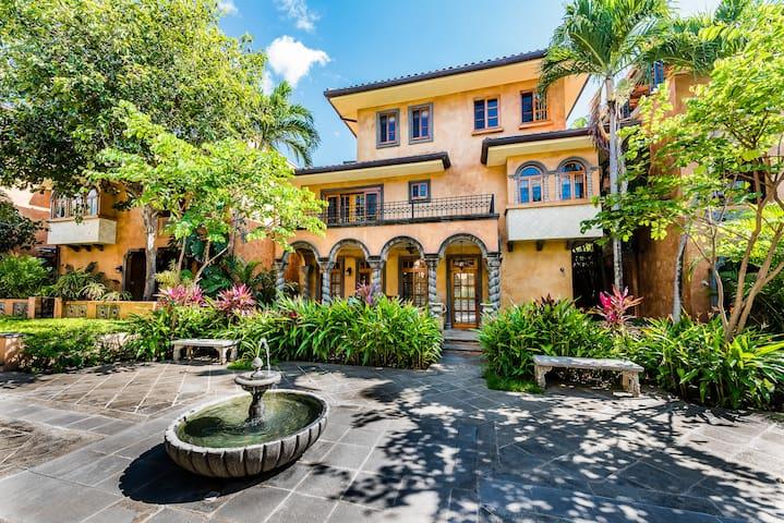 Villa Tranquila/Courtyard Villas #8